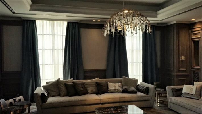 Residential - Curtains