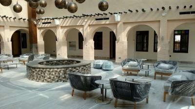 Hotel-Outdoor Furnitures
