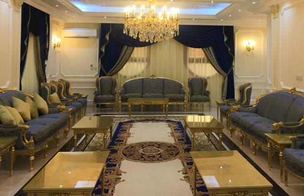 Residential-Curtains & Carpet
